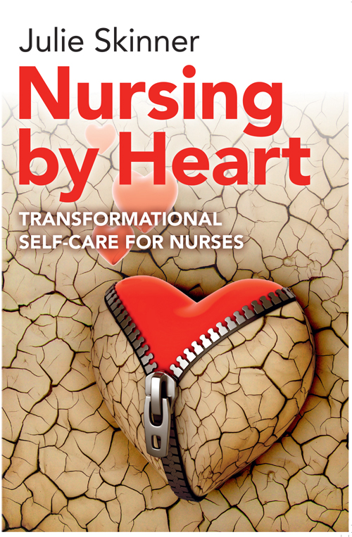 Book cover - Nursing By Heart